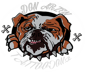 Logo Don Arzen Tattoo